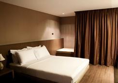 曼谷城市酒店 - 曼谷 - 臥室