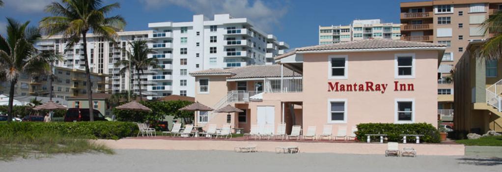 Manta Ray Inn - 好萊塢 - 建築
