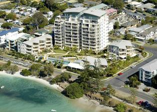 Moorings Beach Resort