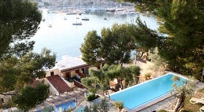 Hotel Esplendido - Port de Sóller - 游泳池