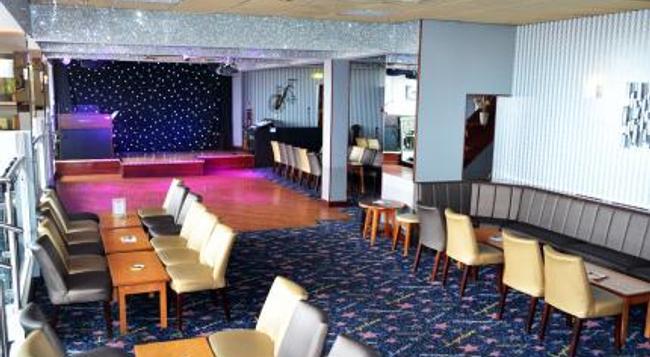 Lyndene Hotel - 布萊克浦 - 餐廳