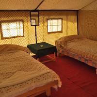Mystique Meadows Camp Guestroom