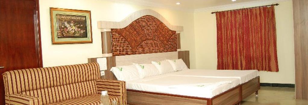 Shri Perumal Inn - 蓬蒂切里 - 臥室