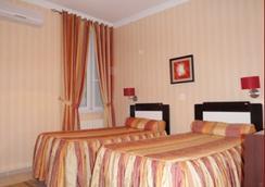 St Hôtel - 阿爾及爾 - 臥室