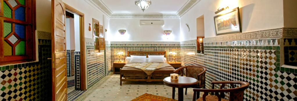Riad Le Marocain - 馬拉喀什 - 臥室