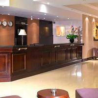 Cardiff Marriott Hotel Lobby
