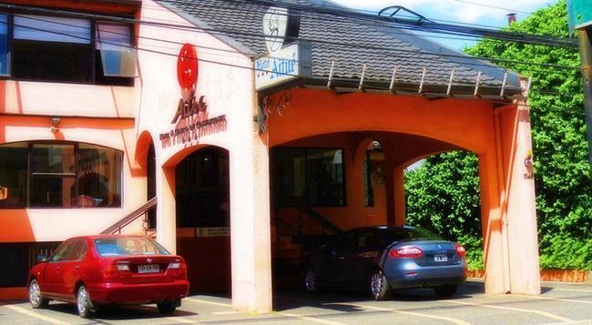 Hotel Aitue - Temuco - 建築