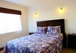 艾提酒店 - Temuco - 臥室