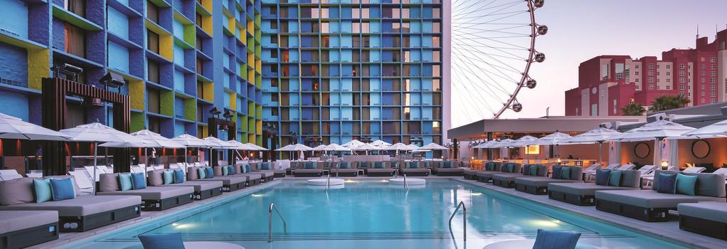 The Linq Hotel & Casino - 拉斯維加斯 - 建築