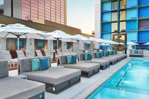 The LINQ Hotel & Casino - 拉斯維加斯 - 游泳池
