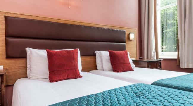Trebovir Hotel - 倫敦 - 臥室