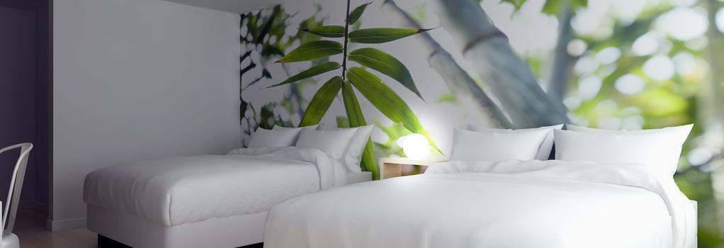 Greenpoint Hotel Kissimmee - 基西米 - 臥室
