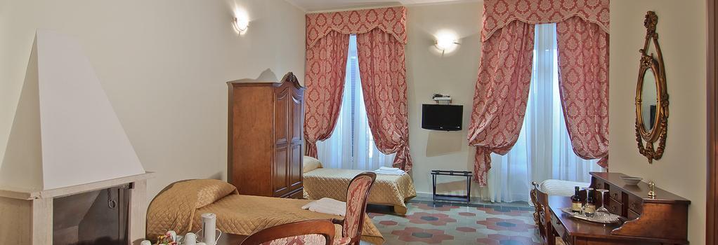 Hotel Le Clarisse al Pantheon - 羅馬 - 臥室