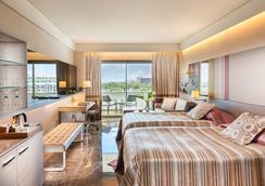 貝萊克里克斯高級酒店 - 貝萊克 - 臥室