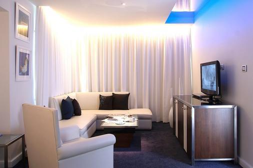 曼谷夢幻飯店 - 曼谷 - 客廳