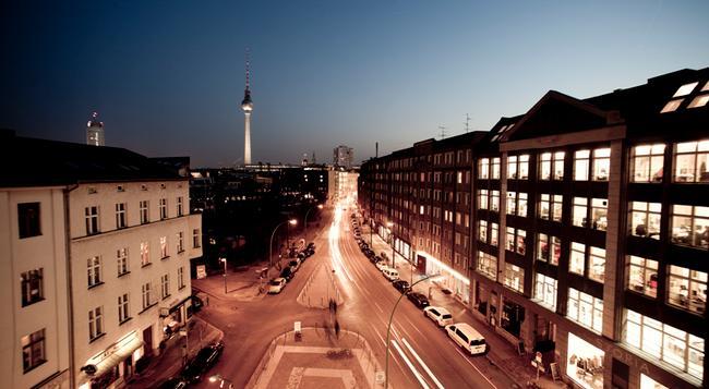 Hotel Amano - 柏林 - 建築