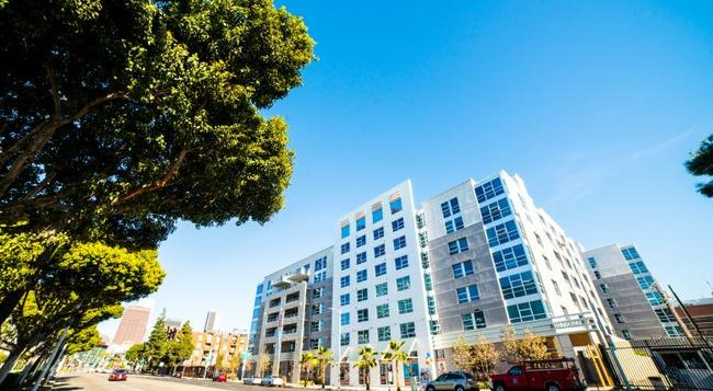Ginosi Figaro Apartel - 洛杉磯 - 建築