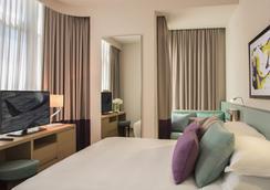 首都中心羅塔納公寓式酒店 - 阿布扎比 - 臥室