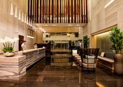 首都中心羅塔納公寓式酒店 - 阿布扎比 - 大廳