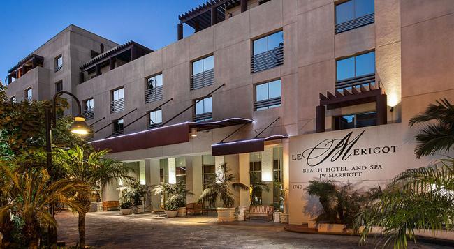 JW Marriott Santa Monica Le Merigot - 聖莫尼卡 - 建築