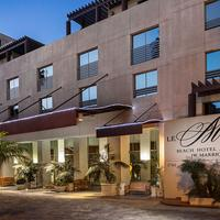 JW Marriott Santa Monica Le Merigot Exterior