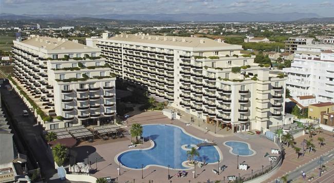 Peñíscola Plaza Suites - Peniscola - 建築