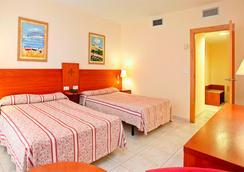 本尼斯科拉廣場套房酒店 - Peniscola - 臥室