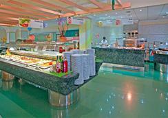 本尼斯科拉廣場套房酒店 - Peniscola - 餐廳