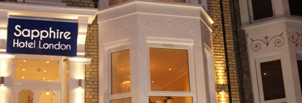 Sapphire Hotel - 倫敦 - 建築