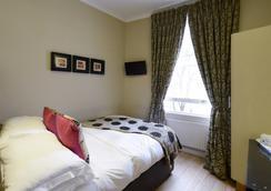 新林登酒店 - 倫敦 - 臥室