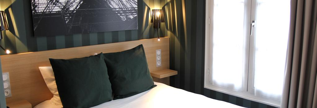 Best Western Hotel Opéra Drouot - 巴黎 - 臥室