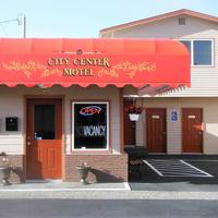 City Center Motel Hotel Front
