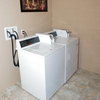 City Center Motel Laundry Room