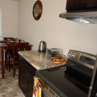 City Center Motel In-Room Kitchen