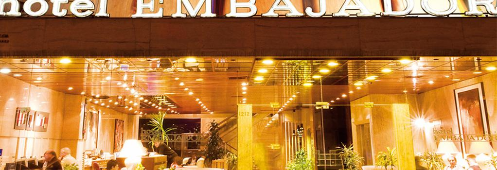 Hotel Embajador - 蒙得維的亞 - 建築
