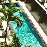 Ronta Bungalow Outdoor Pool