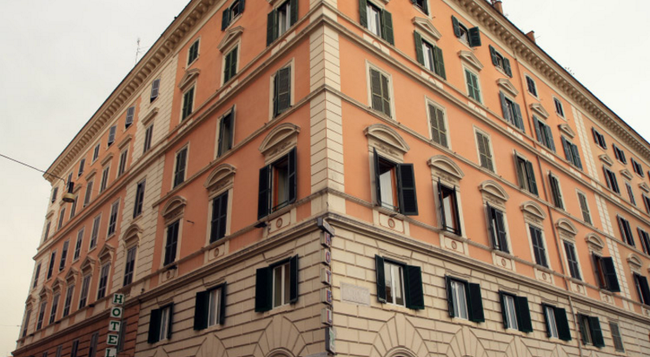 Hotel Stella - 羅馬 - 建築