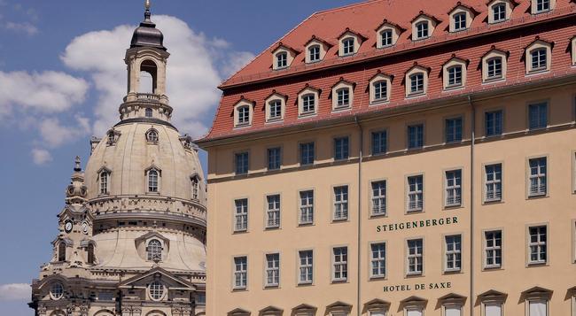 Steigenberger Hotel de Saxe - 德累斯頓 - 建築