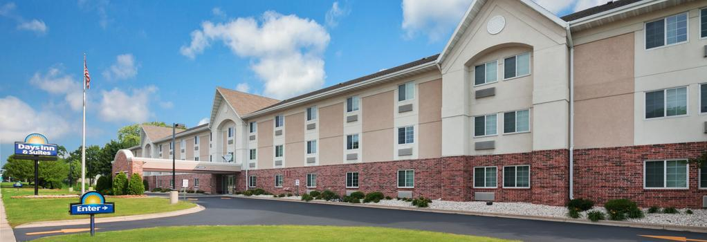 Days Inn and Suites Green Bay WI. - 綠灣 - 建築