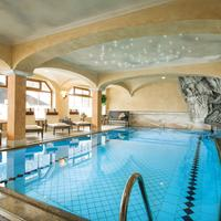 Hotel Alpenhof Indoor Pool