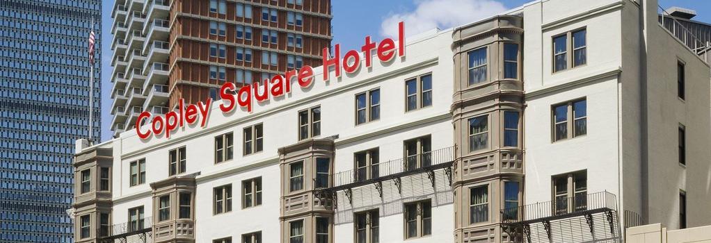Copley Square Hotel - 波士頓 - 建築