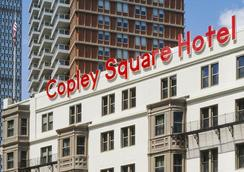 科普利廣場酒店 - 波士頓 - 建築