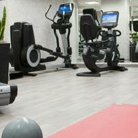 Copley Square Hotel Fitness Facility
