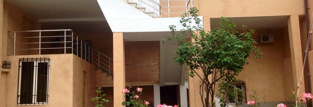 Comfort House Hotel - Yerevan - 建築