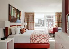 哈佛廣場酒店 - 劍橋 - 臥室