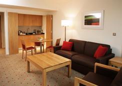 都柏林利菲山谷克拉麗奧酒店 - 都柏林 - 臥室