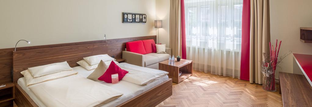 Hotel Rosenvilla - 薩爾斯堡 - 臥室