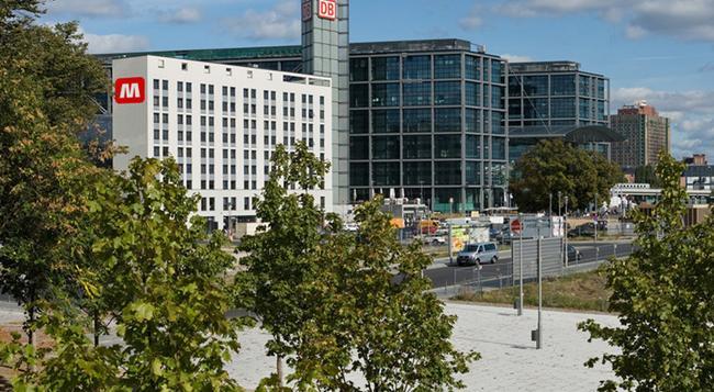 Meininger Hotel Berlin Hauptbahnhof - 柏林 - 建築
