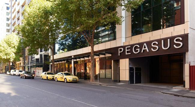 Pegasus Apartment Hotel - 墨爾本 - 建築