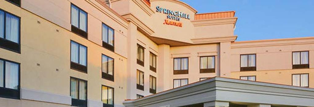 SpringHill Suites by Marriott Fort Worth University - 沃思堡 - 建築